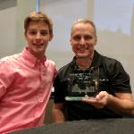 Entangle Media member wins community award.