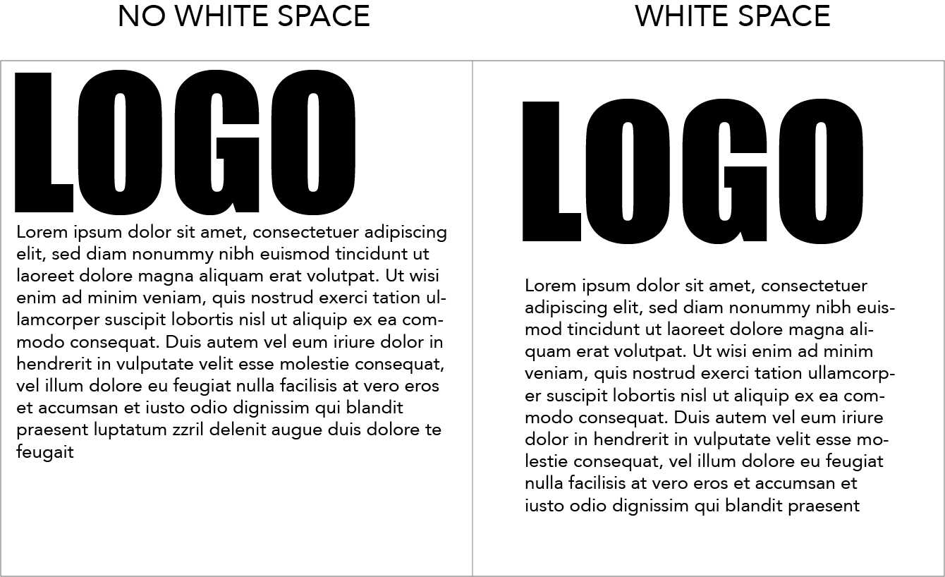 "Designing with ""White Space"""