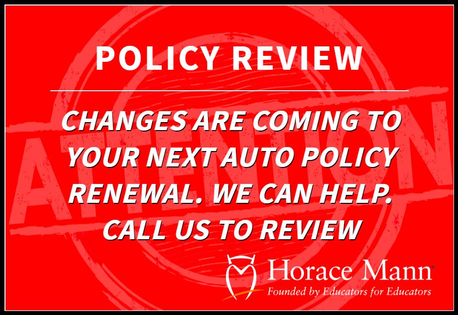 Auto Insurance Mailer