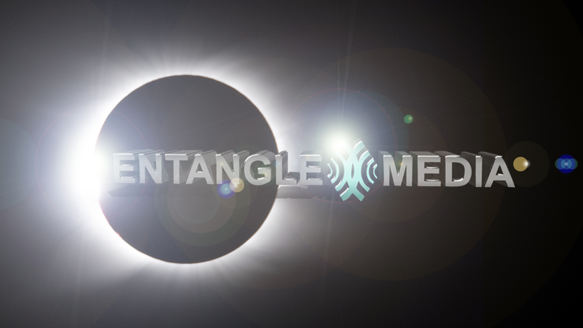 Entangle Media launches new site design at start of solar eclipse