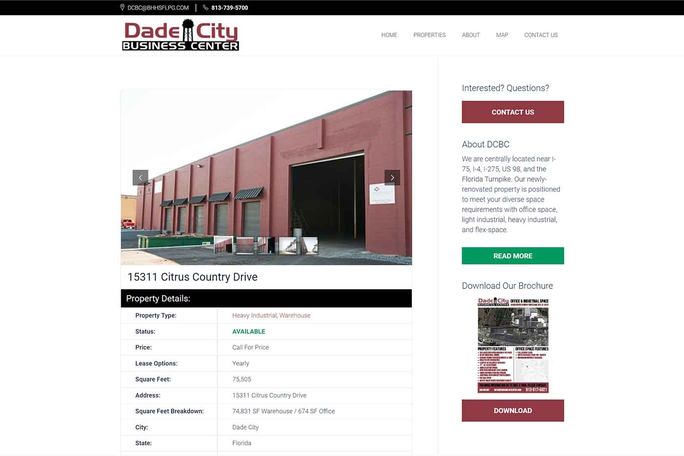 Dade City Business Center