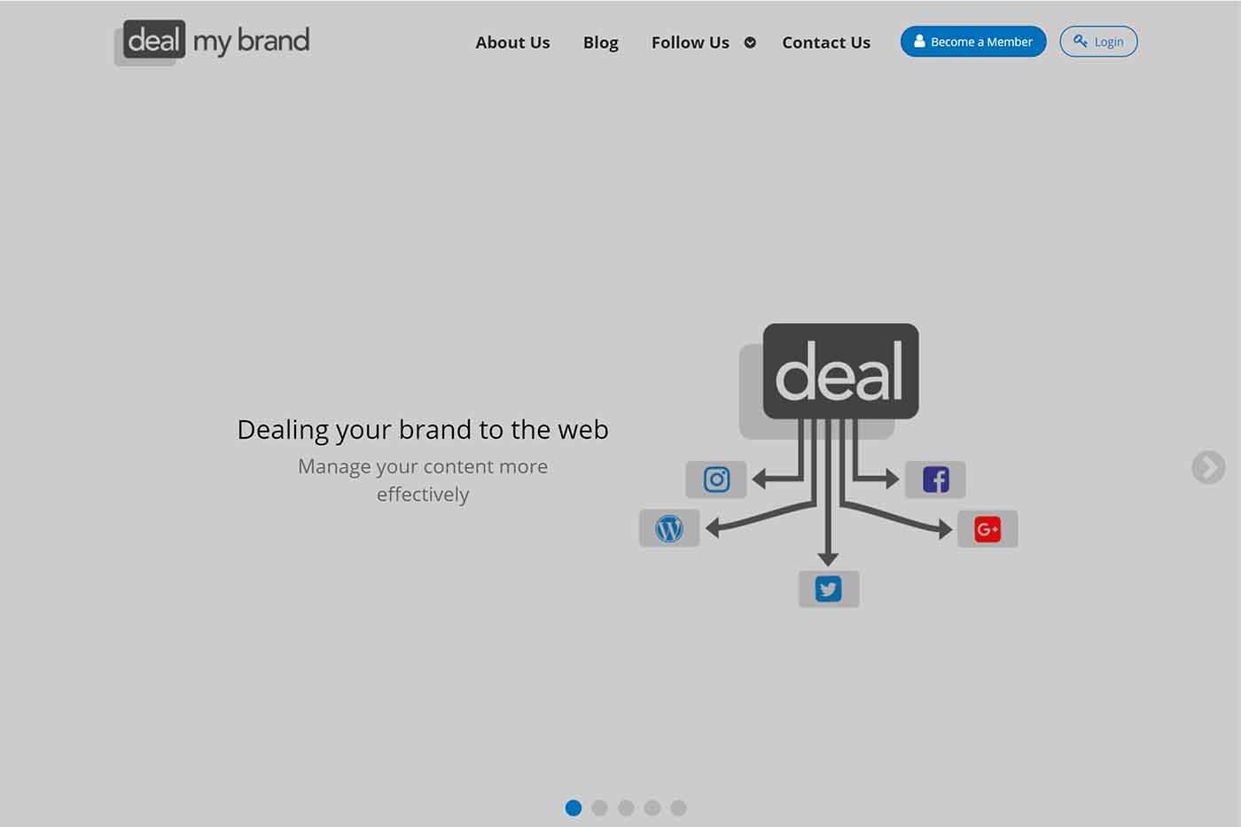 Deal My Brand