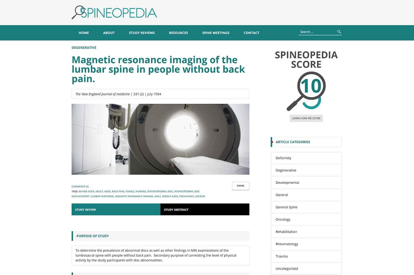 Spineopedia