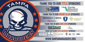Tampa Marauders Banner