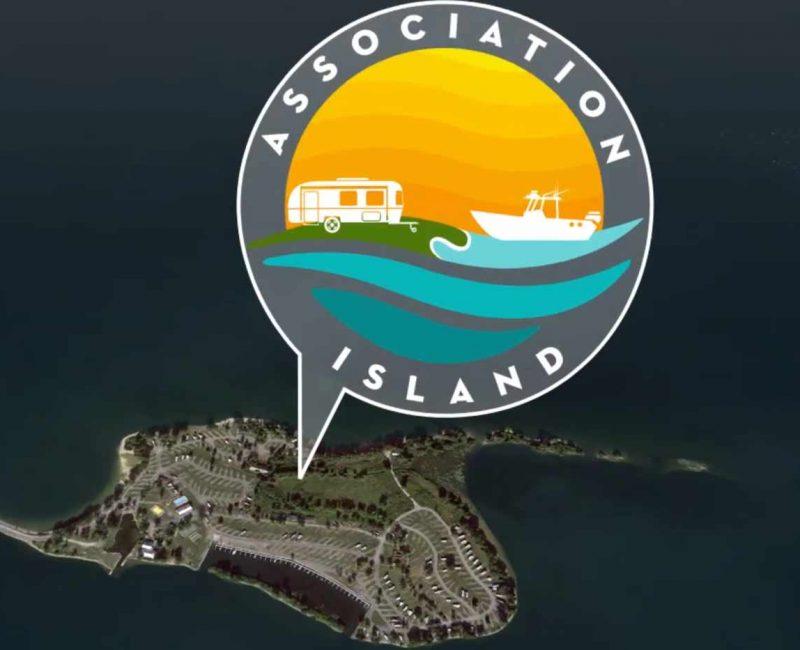 Association Island Location