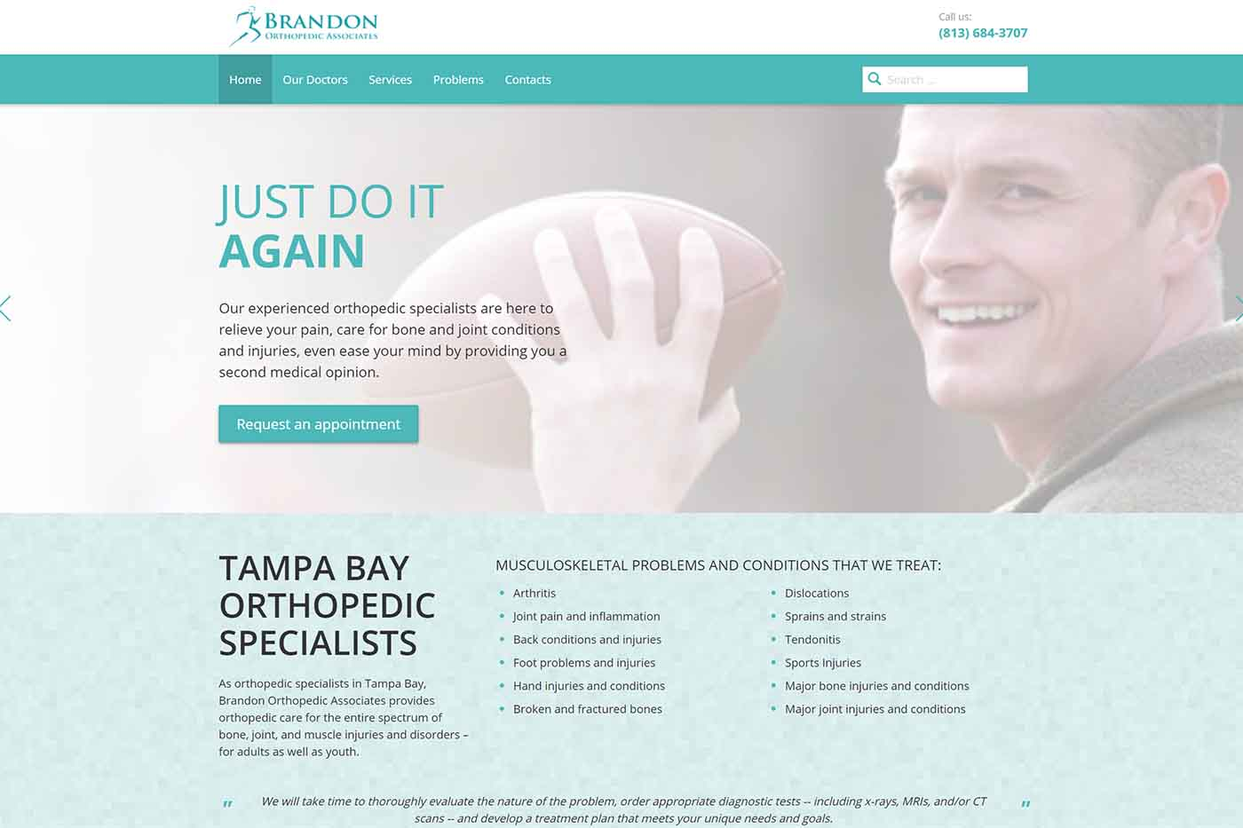 Brandon Orthopedics