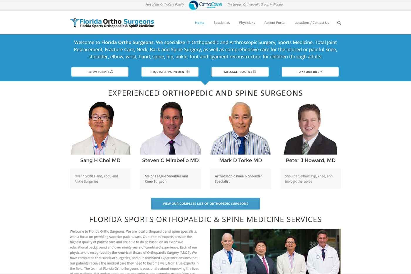 Florida Ortho Surgeons