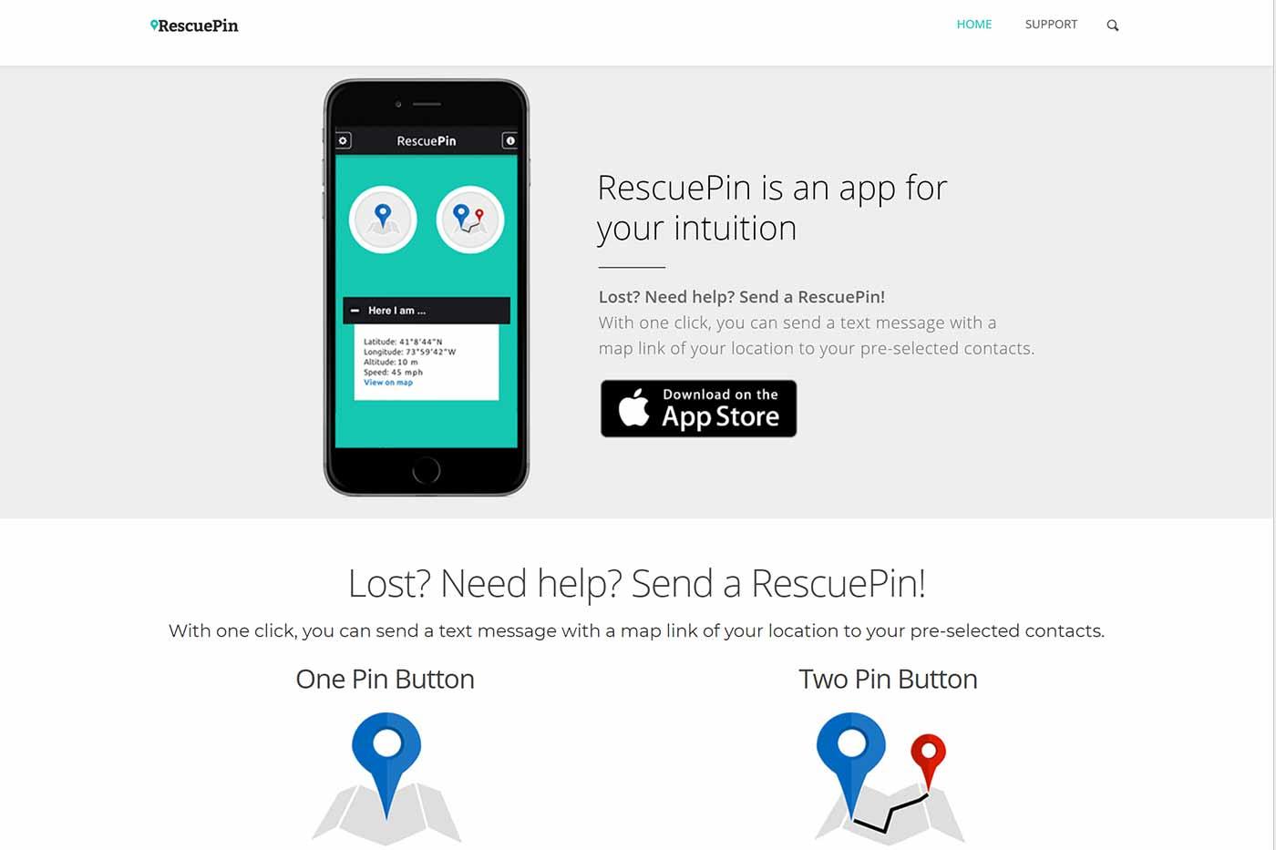 RescuePin