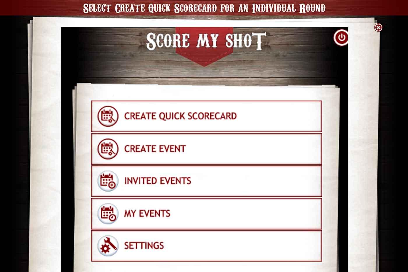 Score My Shot