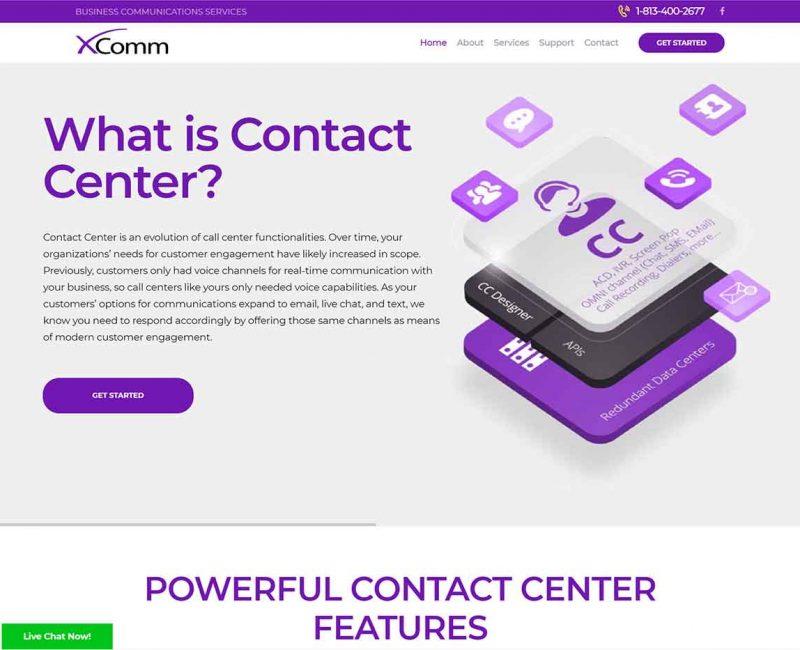 XComm VoIP