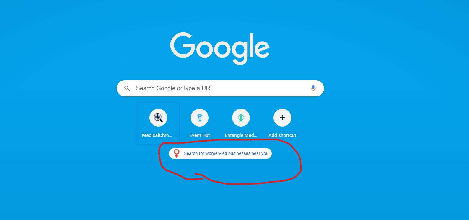 Google Search Attributes